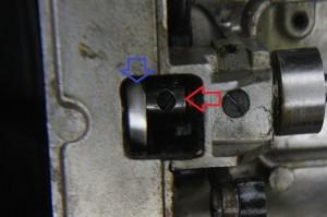 Featherweight 221 - hook set screw #1